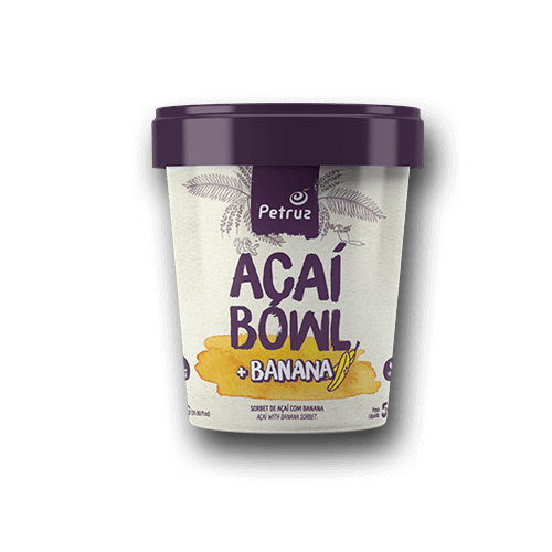Acai and Banana Mix