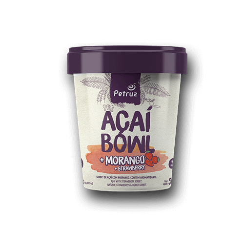 Acai and Strawberry Mix