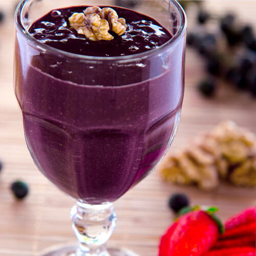 Acai Smoothie with Guarana